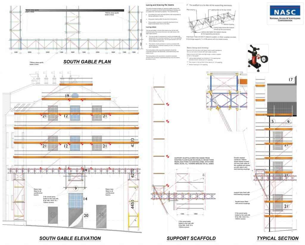 Scaffold Design London