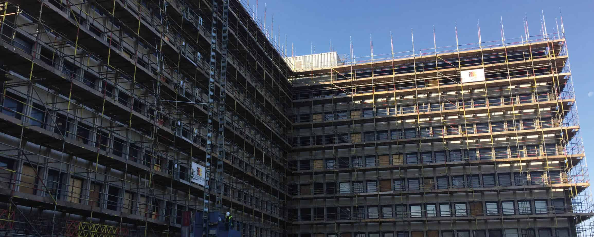 Scaffolding Contractors Edinburgh