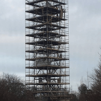 Industrial Tower Scaffolding