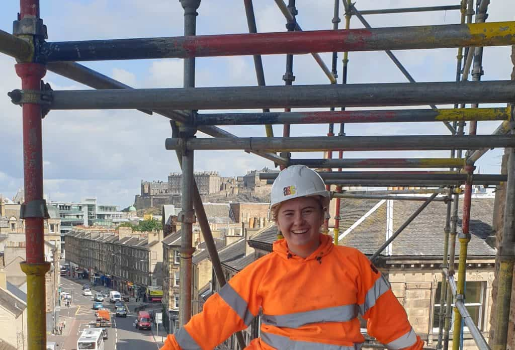 Scaffold Training Edinburgh